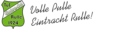 """TuS """"Eintracht"""" Rulle e.V."""