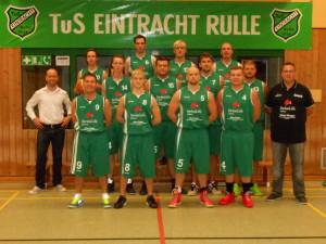 1. Herren Basketball 2014/2015