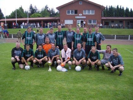 inalisten Ü40-Masters 2007: VFL Kloster Oesede & TUS Eintr. Rulle
