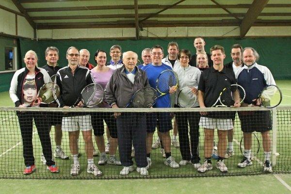 Hellmich Pokalturnier 2015 - Das Teilnehmerfeld