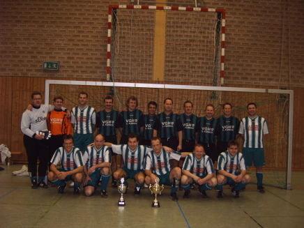Ortspokalsieger 2006 AH Rulle Ü32 und Ü40