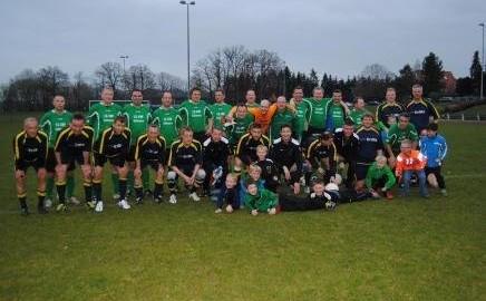 Ü40 gegen Bundesligaprofis