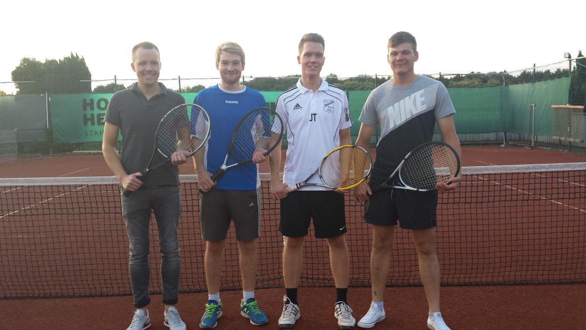 II. Herren Tennis