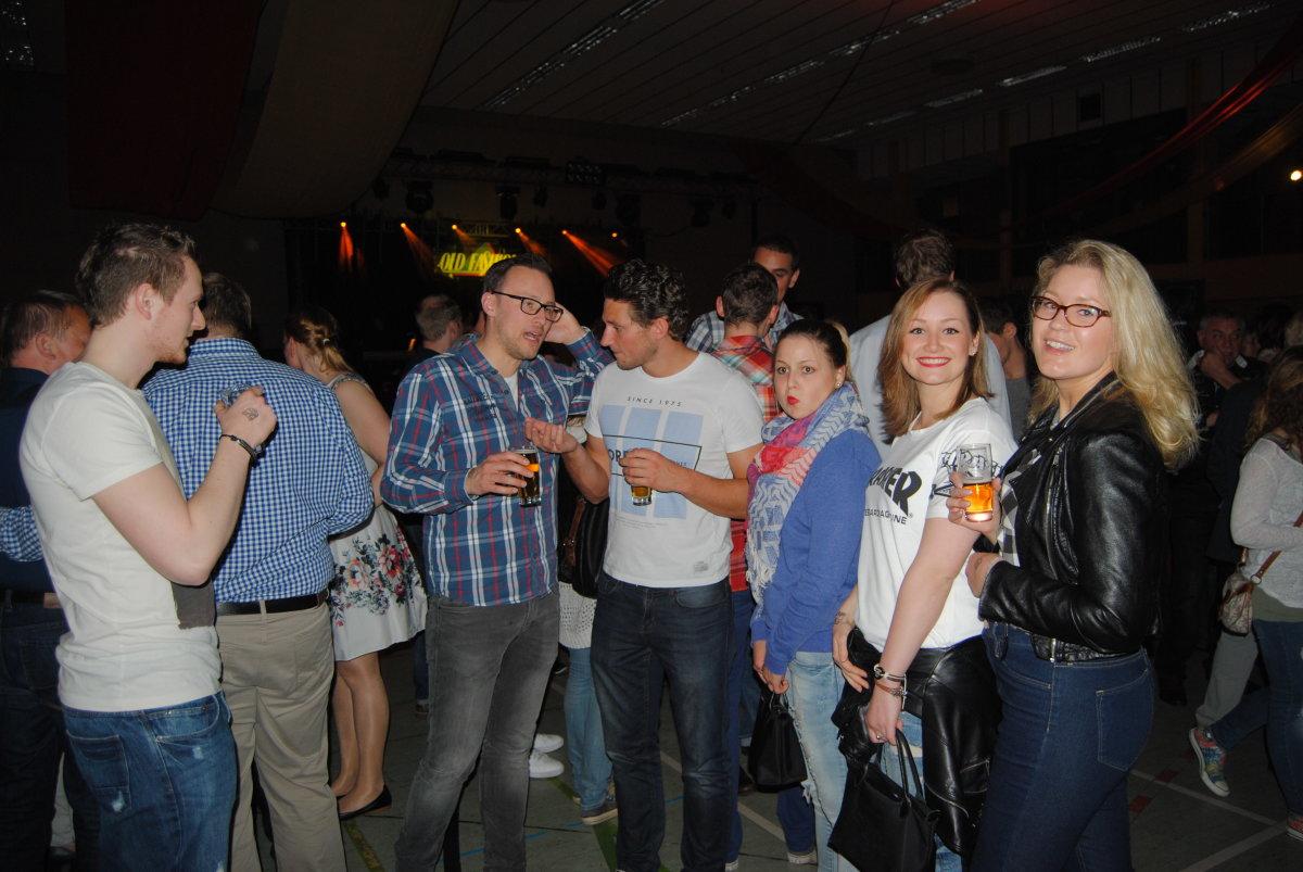 80er-Jahre-Party 2015