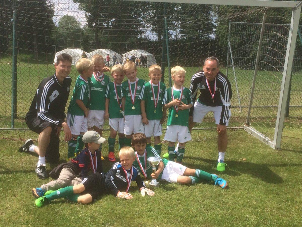 G-JUgend Sieg in Alfhausen Juni 2015