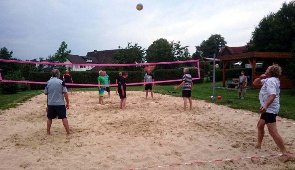 Beachvolleyball 1