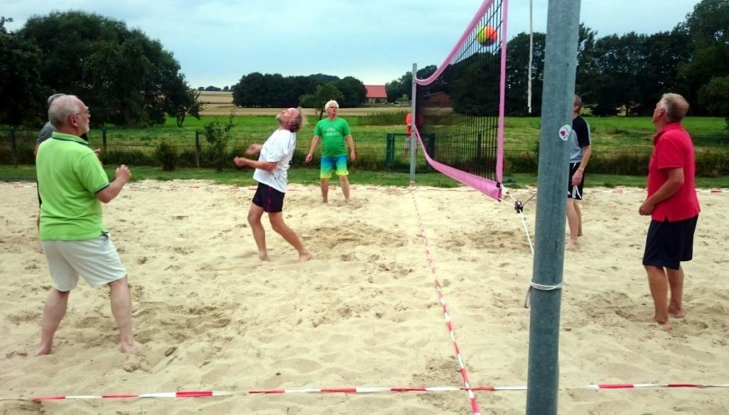 Beachvolleyball 4