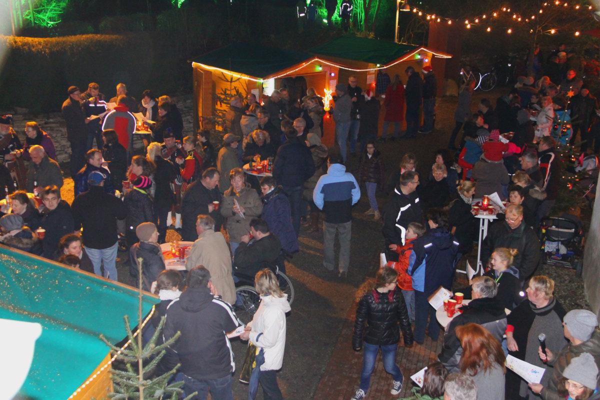 Wihnachtsmarkt Ruller Haus