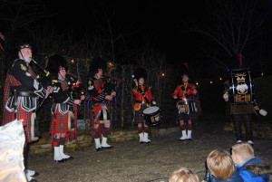 WM 2015 Pipes and Drums